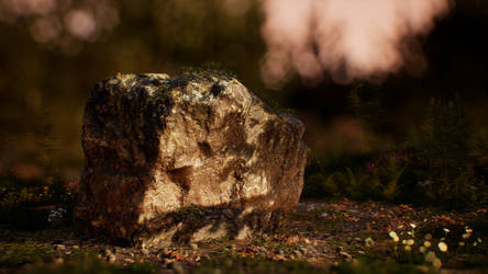 Rock by offhandatol