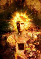 gods+demons--THE-SUN by optiknerve-gr