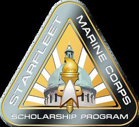 STARFLEET Marine Corps Scholarship Program by NiemeyerStudios