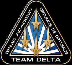 STARFLEET Marine Corps Team Delta by NiemeyerStudios