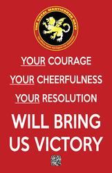 Bring Us Victory by NiemeyerStudios