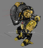 - Concept - Rescue mech by SEIV