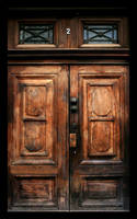 The Door by matmoon