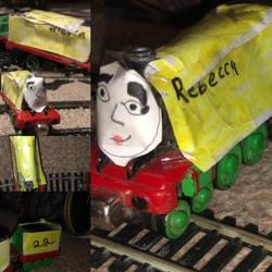 Custom Rebecca model  by Gingercat65