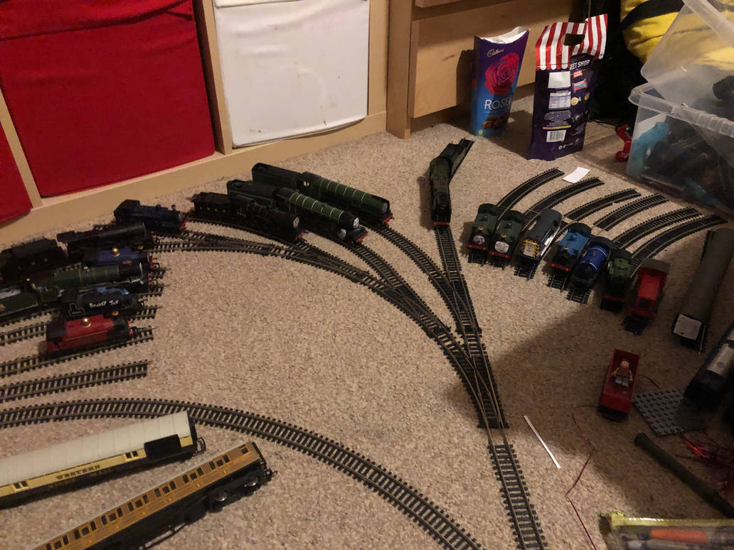 The New SWR Fleet updated  by Gingercat65