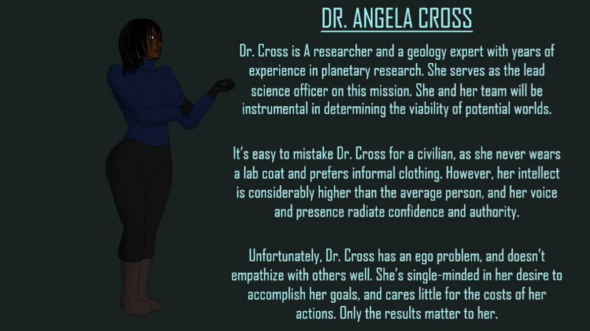 Dark Origin: Cross Profile by Kal241