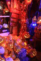 Halloween Pumpkin Display by DreAminginDigITal