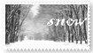 Snow Stamp by sakumoon