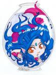 Neptune Mermaid 001 by ALittleLady