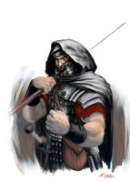 Legionario by kirocomic