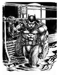 Bat Ink by kirocomic