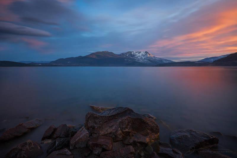Ida Sunset by JaclynTanemura