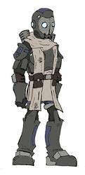 Raven Corps Elite WIP by otamachamp