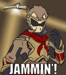 Jammin' by otamachamp