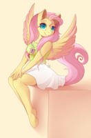 Flutter Pinup by Evehly
