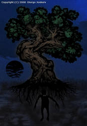 Tree of mortality by Diorgo