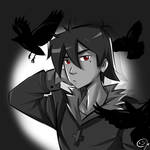 PC   The Crow by notgrei