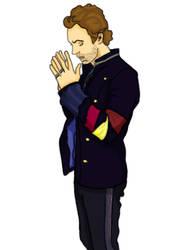 Chris Martin. by xPrincEstherr