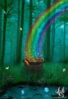 The Cauldron by Aiofa