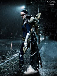 Vayne cosplay - League of Legends by DATgermia