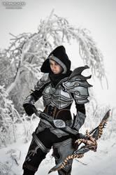 Diablo 3 Demon Hunter cosplay by GERMIA by DATgermia