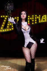Zatanna Zatara by MarianneBlack