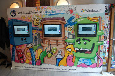 Turbo graffiti for HP by Turbo-S2K