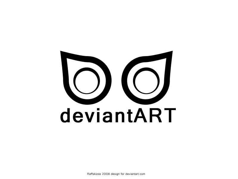 My epic logo challenge for DA by raffskizze