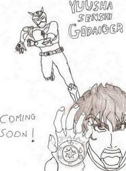 Yuusha Senshi Godaiger by Godaiger