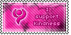 Kindness Stamp by L-mon