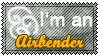 Stamp: Airbender by L-mon