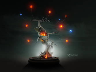 Planettree by Pixelnase