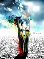 Digital blood by Pixelnase