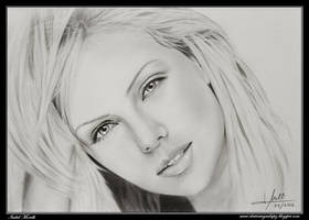 Charlize Theron by iSaBeL-MR