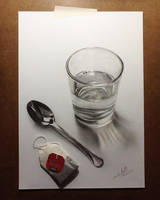Practice Drawing 3D .2 by iSaBeL-MR