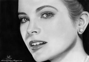 Grace Kelly by iSaBeL-MR