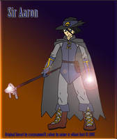 Sir Aaron - for crazysammo19 by TR-Kurt