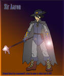 Sir Aaron - for crazysammo19 by TR-Kurt