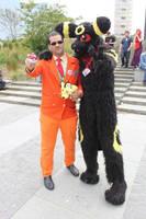 Giovanni at AnimeCon (Netherlands) 2015-5 by TR-Kurt