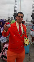 Giovanni MCM Comic Con October 2015 #6 by TR-Kurt