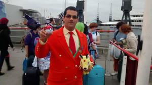 Giovanni MCM Comic Con October 2015 #7 by TR-Kurt