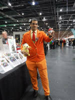 Giovanni MCM Comic Con October 2015 #8 by TR-Kurt