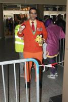 Giovanni at AnimeCon (Netherlands) 2015 #15 by TR-Kurt