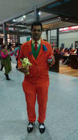 Giovanni Cosplay With Persian 2016 By Froodals by TR-Kurt