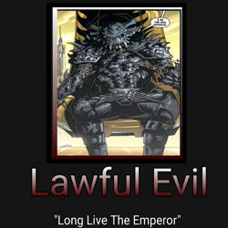 Lawful Evil by Chaser1992