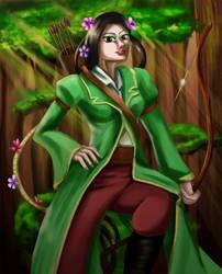 hunter princess by hinarin
