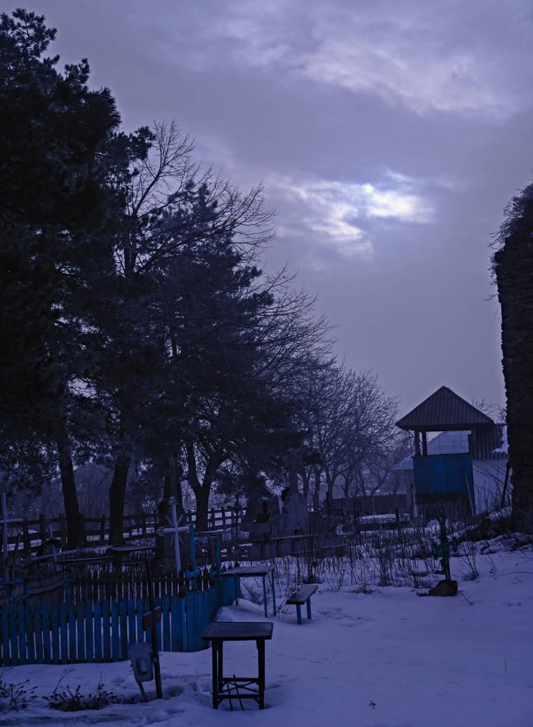 Hidden Sun by EnacheArmand