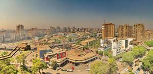 Sphinx Square - Cairo by tmz99