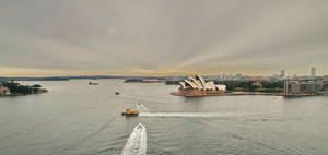 Sydney Harbour by tmz99