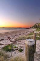 Port Stephens Sunset by tmz99